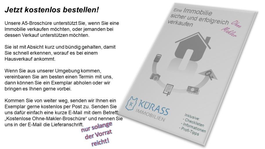 Neuauflage: Eine Immobilie sicher und erfolgreich verkaufen – ohne Makler